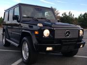 2002 Mercedes-benz 2002 - Mercedes-benz G-class